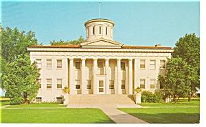 Mooseheart IL The Ohio Building Postcard p7658 (Image1)