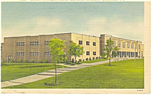 Greenville,SC, Bob Jones University Postcard (Image1)