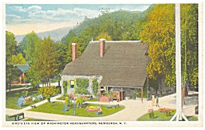 Newburgh New York Washington s Headquarters Postcard  p8214 (Image1)