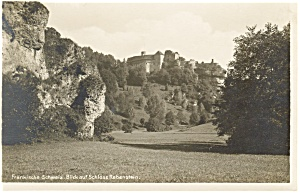 Chemnitz, Germany, Castle Rabenstein Postcard (Image1)