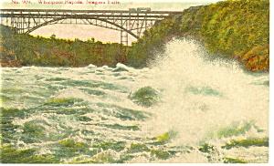 Whirlpool Rapids, Niagara Falls Postcard (Image1)