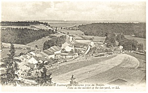 Chaumont,France, View Outskirt of the Tan Yard Postcard (Image1)