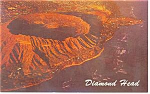 Diamond Head and Black Point HI Postcard p8481 (Image1)