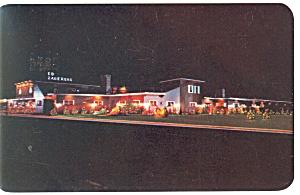 Wildwood NJ Ed Zabereer s Anglesen Inn Postcard p8527 (Image1)
