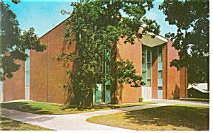 Lenoir Rhyne College Hickory NC Postcard p8611 (Image1)