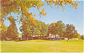 Biltmore Forest Country Club NC Postcard p8615 (Image1)
