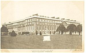 Hampton Court Palace,UK Postcard p8663 (Image1)