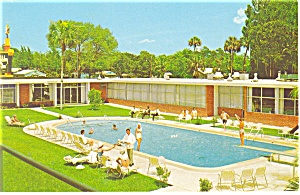 Holiday Inn Daytona Beach FL Postcard p8718 (Image1)