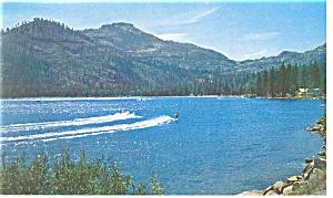 Donner Lake CA Postcard p8752 (Image1)