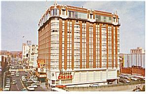 Reno NV Mapes Hotel Postcard p8753 (Image1)