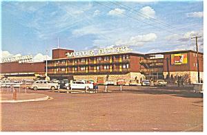 Elko NV  Stockman s Motel Postcard p8755 Old Cars (Image1)