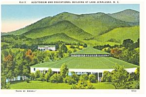 Lake Junaluska NC Administration Bldg Postcard p8782 (Image1)