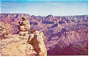 Grand Canyon of Arizona Postcard p8833 (Image1)