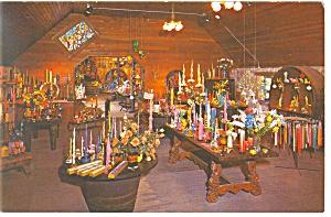 Hurd Beeswax Candles St Helena CA  Postcard p8865 (Image1)