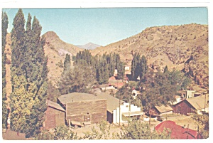 Mitchell Oregon Union Oil Co Postcard P8954