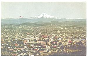 Portland Oregon Union Oil Co Postcard P8955