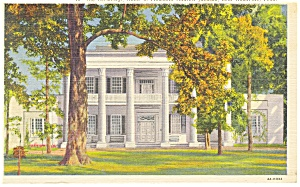 Nashville,TN, The Hermitage Postcard (Image1)