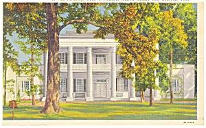 Nashville TN The Hermitage Postcard p9219 (Image1)