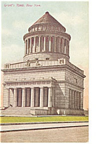 New York City NY Grant s Tomb Postcard p9270 (Image1)