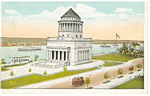 New York City NY Grant s Tomb Postcard p9290 (Image1)
