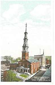 Reading  PA Trinity Lutheran Church Postcard p9336 (Image1)