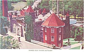 Old Taylor Distillery, Frankfort, KY Postcard (Image1)