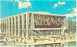 Hall of Education,NY World's Fair Postcard (Image1)