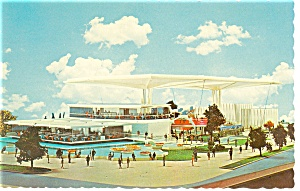 Festival of Gas,NY World's Fair Postcard (Image1)