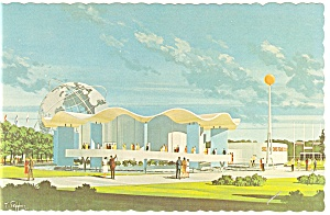 Sermons From Science,NY World's Fair Postcard (Image1)