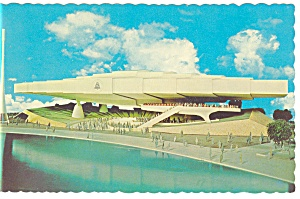 Bell System Pavilion,NY World's Fair Postcard (Image1)