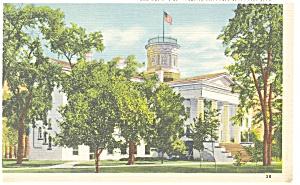 Gettysburg, PA, College, Old Dorm Postcard (Image1)