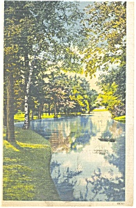 Altoona,PA, Lakemont Park Postcard (Image1)