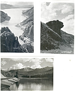 Yellowstone Park Photos Lot 20 (Image1)