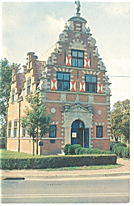 Zwaanendael House, Lewes, DE,Postcard (Image1)