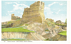 Castle Rock, Bad Lands , SD (Image1)