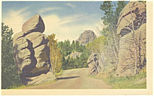 The Judge and Convict, SD Postcard (Image1)