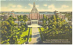 Aetna Life Home Office, Hartford, CT  Postcard (Image1)