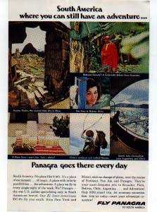 Panagra South America Adventure Ad Panam02