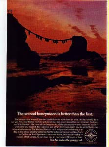 Pan Am Second Honeymoon Ad Panam18