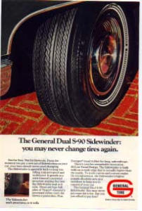 General Tire Dual S-90 Sidewinder Tire AD (Image1)