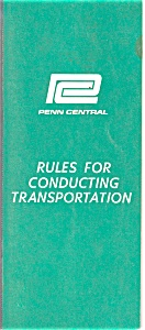 Penn Central Rules Book (Image1)