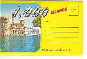 1000 Islands Souvenir Folder sf0020 (Image1)