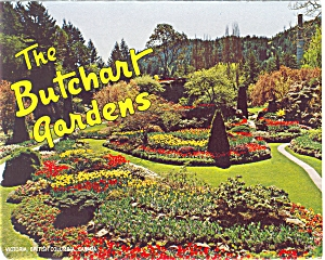 Butchart Gardens, Victoria,Canada (Image1)
