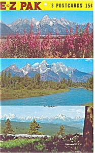 Grand Teton  National Park Postcards (Image1)
