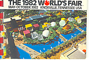 The 1982 World s Fair Souvenir Folder sf0343 (Image1)