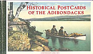 Historical Postcards of The Adirondacks sf0380 (Image1)