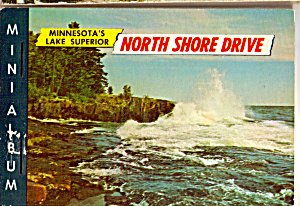 Minnesota S Lake Superior North Shore Drive Sf0453