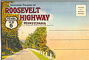 Roosevelt Highway And Sullivan Trail Route Us 6 Sf0471