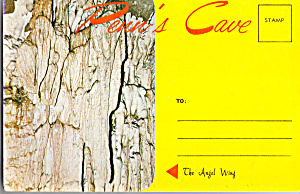 Penns Cave,centre Hall Pa Souvenir Folder Sf0477