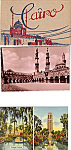Cario,Egypt Souvenir Folder  sf0494 (Image1)
